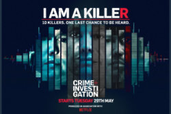 I Am A Killer - Justin Wiley Dickens