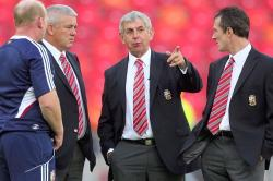 Sir Ian McGeechan on Warren Gatland and coaching the Lions