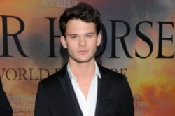 Jeremy Irvine - War Horse UK Premiere