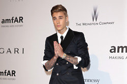 Justin Bieber's mother pleads with fans about horny feelings