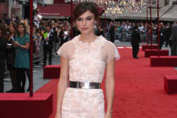 Keira Knightley Will Film Lesbian Sex Scene for New Movie
