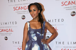 Kerry Washington launches Scandal fashion collection