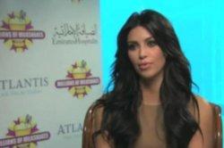 Kim Kardashian talks about Dubai and Victoria Beckham