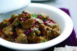 Lamb Tagine recipe with Mark Sargeant
