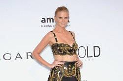 Lara Stone made her decision to model later in life