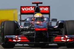 Jenson Button & Lewis Hamilton on Abu Dhabi