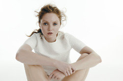 Lily Cole has designed the shoes to help raise money for Sky Rainforest Rescue