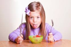 Does your child eat healthily?