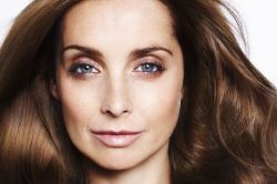 Louise Redknapp and summer hairstyles