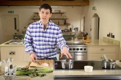 Asparagus and Shallot Soup Recipe