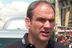 Martin Johnson Discusses British And Irish Lions