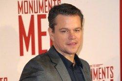 Matt Damon Wants To Go Into Space