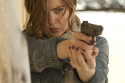 Melissa George in Hunted