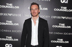 Michael Fassbender and Lupita Nyong'o Dating