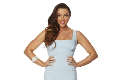 Michelle Heaton talks about losing her baby weight