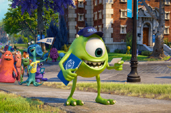 Monsters University Clip 2