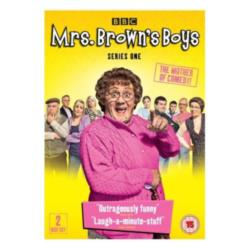 Mrs Brown's Boys Interview