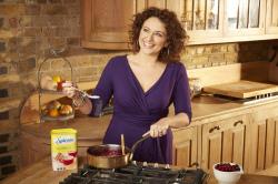 Nadia Sawalha's recipe