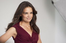 Katie Holmes for Olay