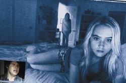 relationship between paranormal activity movies trailer