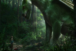 Pete's Dragon New Trailer
