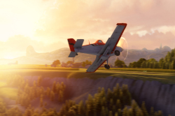 Planes New Trailer