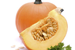 Munch on pumpkin seeds through the Halloween period