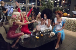 The Real Housewives of New York City Season 10 - Bethenny & Ramona Clash