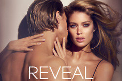 Doutzen Kroes and Charlie Hunnam front the new Calvin Klein fragrance