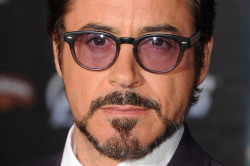 Robert Downey Jr - Avengers Assemble Premiere