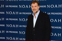 Noah Red Carpet - Russell Crowe