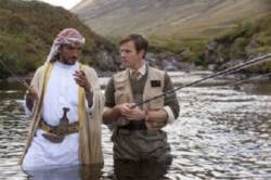 Salmon Fishing in the Yemen Clip 1