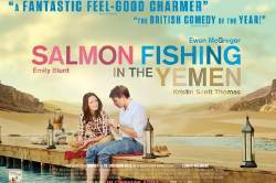 Salmon Fishing In The Yemen TV Spot 1
