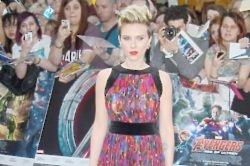 Avengers Scarlett Johansson