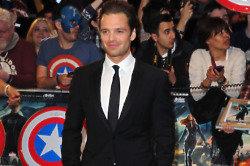 Sebastian Stan- Captain America European Premiere