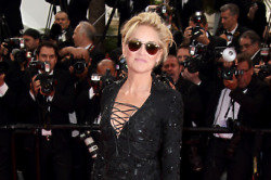 Sharon Stone Didn't Host World Must Award As She Wasn't Paid