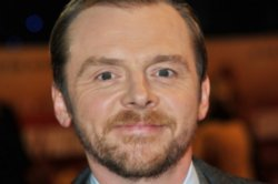 Mission Impossible Premiere Simon Pegg