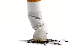 Quitting smoking for good