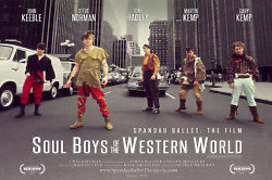 Soul Boys Of The Western World Clip 1
