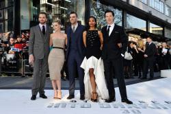 Star Trek Into Darkness UK Premiere