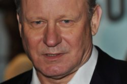 The Girl With The Dragon Tattoo Premier - Stellan Skarsgård