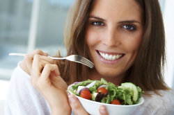 Fresh, healthy foods are certain to leave you in a better mood