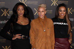 Stooshe performed at this year's Clothes Show Live