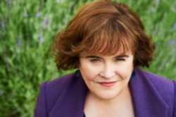 Susan Boyle Autumn Leaves