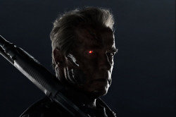 Terminator Genisys Living Poster