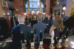 Apprentice S9 Ep 2 - Lord Sugar introduces the task