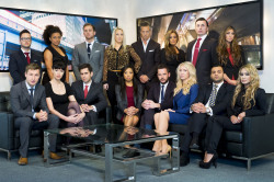 The Apprentice Series 9 - Luisa and Leah discuss sales