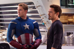 Avengers Assemble DVD Featurette