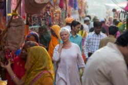 The Best Exotic Marigold Hotel Clip 3