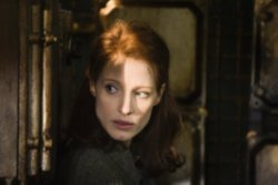 The Debt - Jessica Chastain Interview